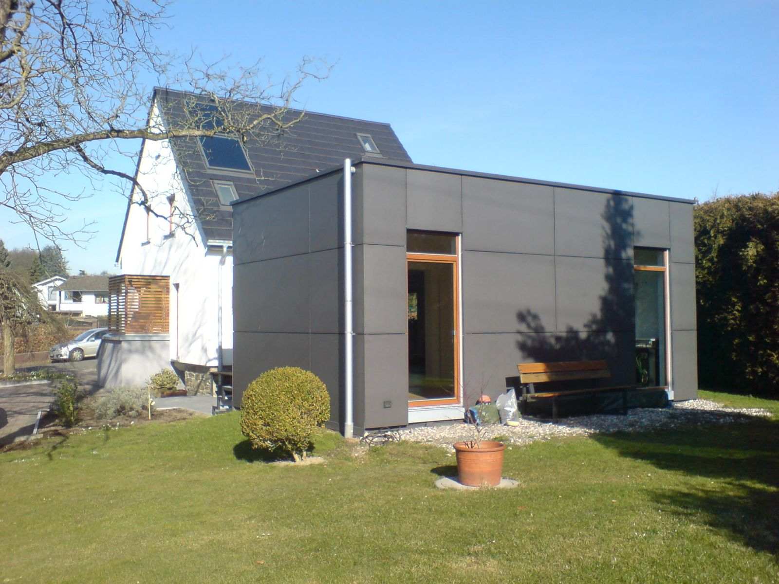 architektenfassade eternit natura neunkirchen 2009. Black Bedroom Furniture Sets. Home Design Ideas